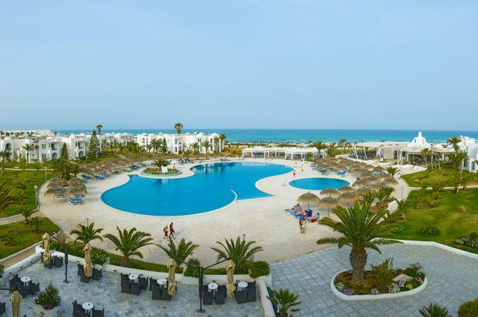 Vincci Helios Beach, Djerba / Südtunesien