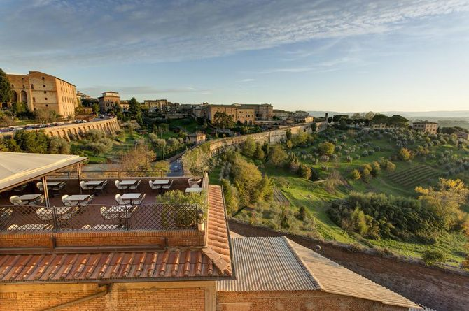 Hôtel Athena, Chianti & ses environs