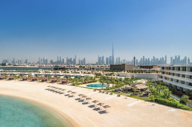 Bvlgari Resort Dubai, Dubai