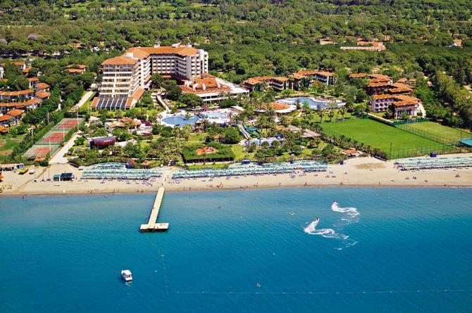 Bellis Deluxe Hôtel, Antalya & ses environs