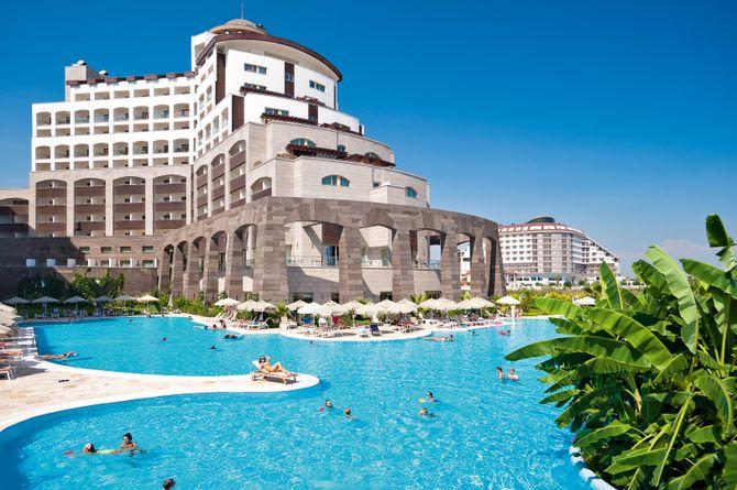 Melas Lara, Antalya & Umgebung