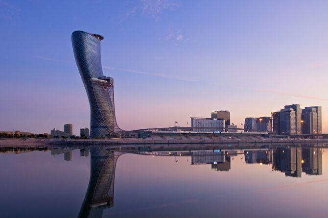 Andaz Capital Gate Abou Dhabi, Abou Dhabi