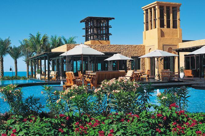 Arabian Court at One&Only Royal Mirage, Dubai