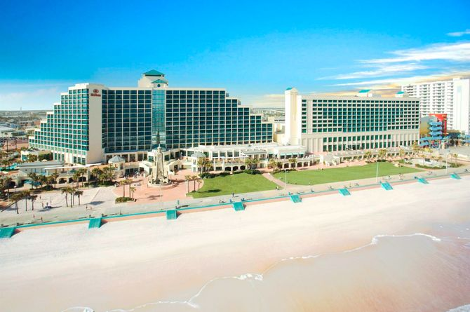 Hilton Daytona Beach Oceanfront Resort, North Florida Beaches