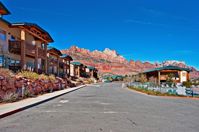 Majestic View Lodge, Parcs nationaux (USA)