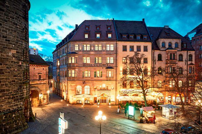 Hôtel Victoria, Nuremberg