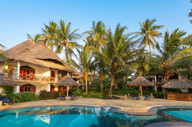 Waridi Beach Resort & Spa, Zanzibar