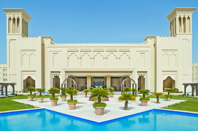 Grand Hyatt Doha Hotel & Villas, Qatar