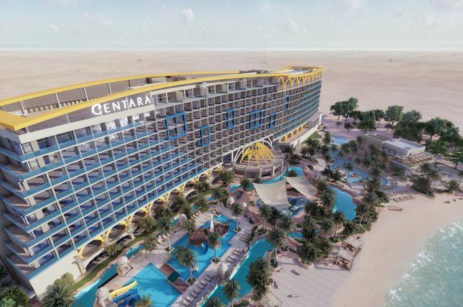 Centara Mirage Beach Resort Dubai, Dubaï