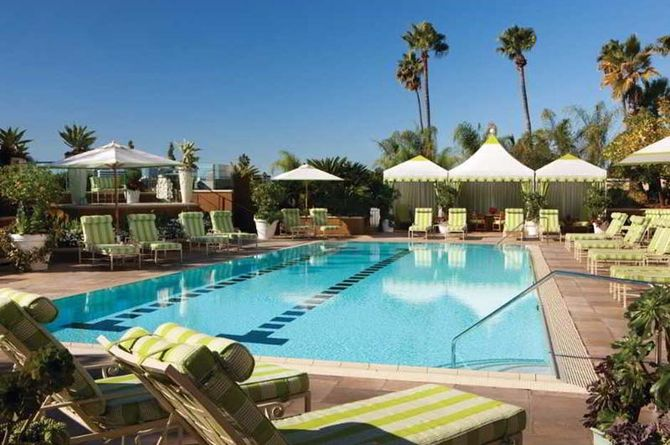 Four Seasons Hotel Los Angeles at Beverly Hills, Los Angeles