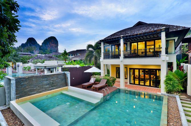 Bhu Nga Thani Resort and Spa, Krabi