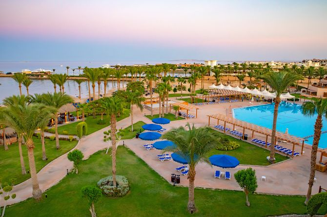 Continental Hotel Hurghada, Hourghada