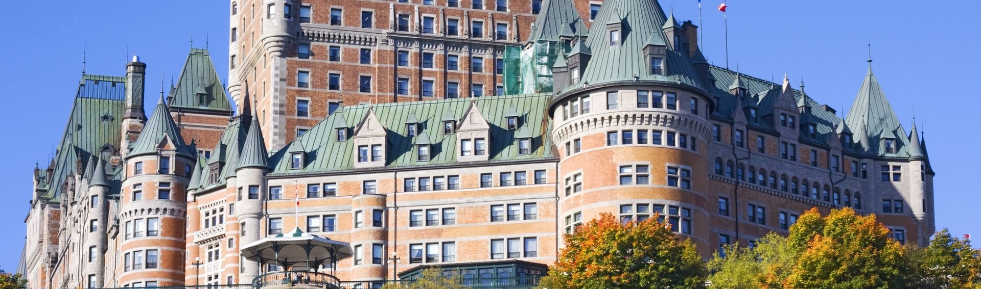 Quebec Stadt