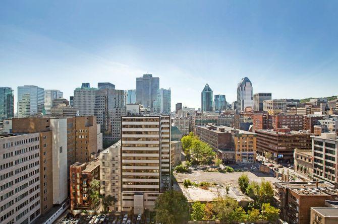 Doubletree by Hilton Montréal, Montréal