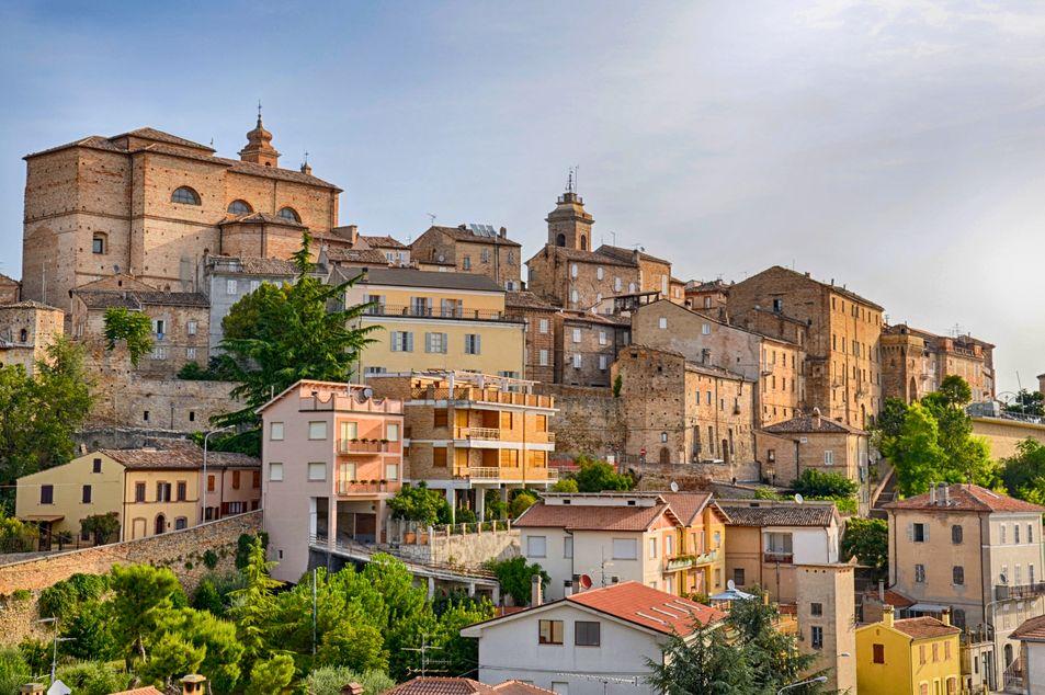 Stadt Ancona