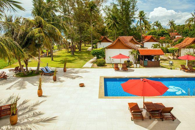 Frangipani Resort, Péninsule Malaise