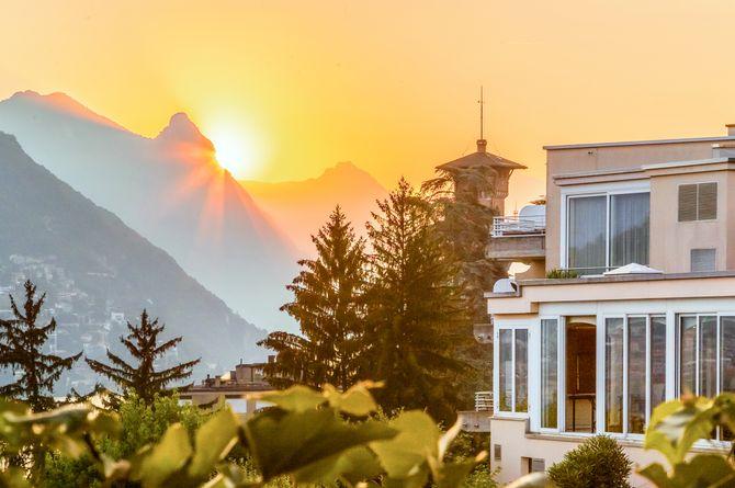 Hotel Parco Paradiso, Lago di Lugano (Schweizer Seite)