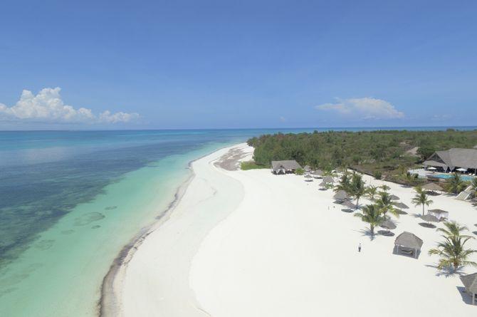 Konokono Beach Resort, Sansibar