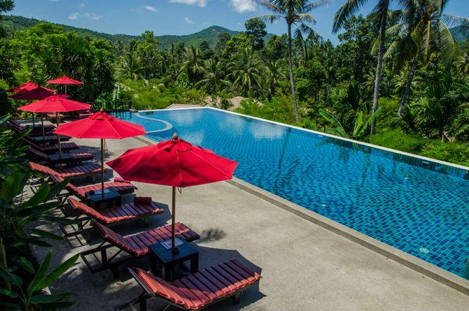 Kirikayan Luxury Pool Villas & Spa, Koh Samui