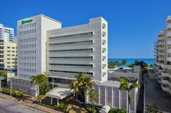 Holiday Inn Miami Beach Oceanfront, Miami