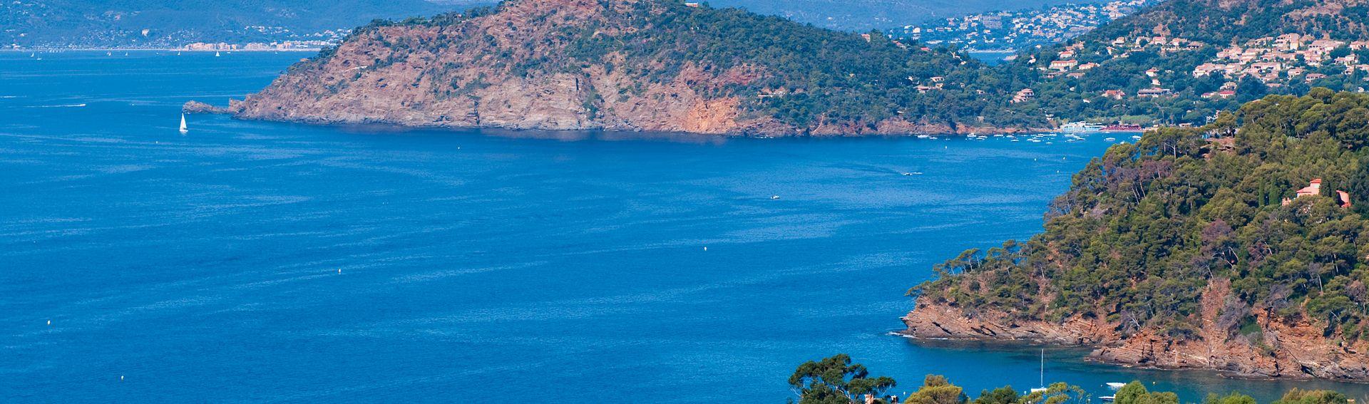 Presqu'île de Giens (Côte d'Azur - Midi de la France)