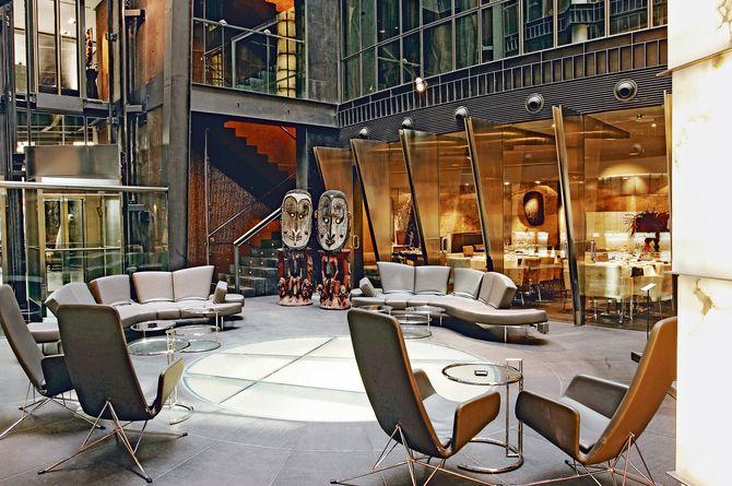Hotel Urban, Madrid & Umgebung