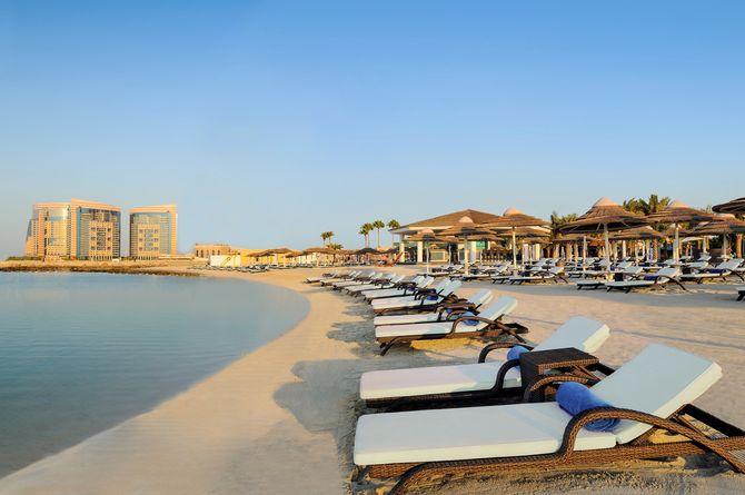 InterContinental Abu Dhabi, Abou Dhabi