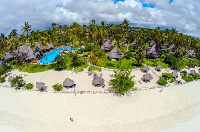Ocean Paradise Resort, Sansibar