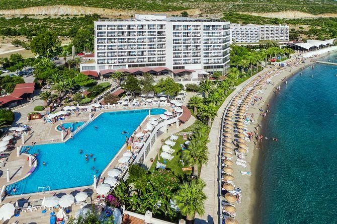 Tusan Beach, Izmir