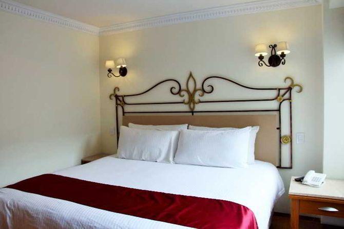 Suites Tennyson, Mexico City