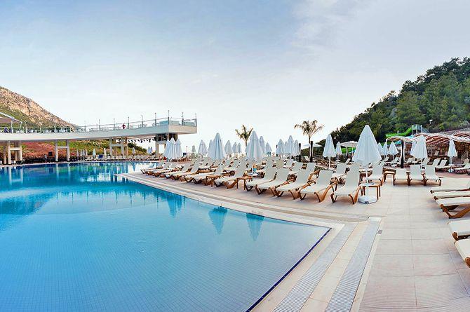 Orka Sunlife Resort & Spa, Dalaman