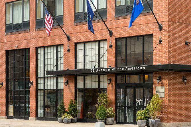 Hilton Garden Inn New York - Tribeca, New York City