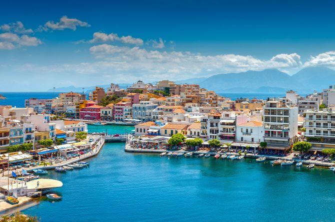 Ostkreta: Agios Nikolaos