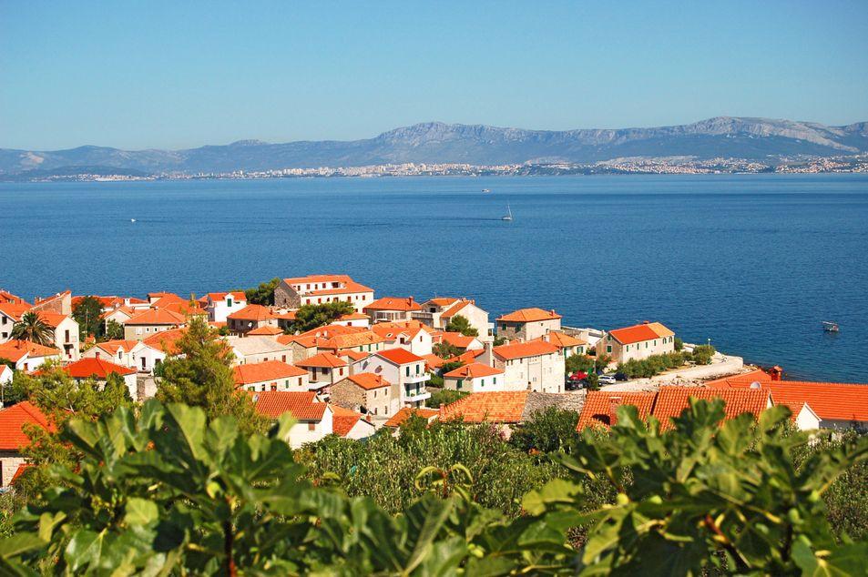 Dalmatie du Nord et centrale