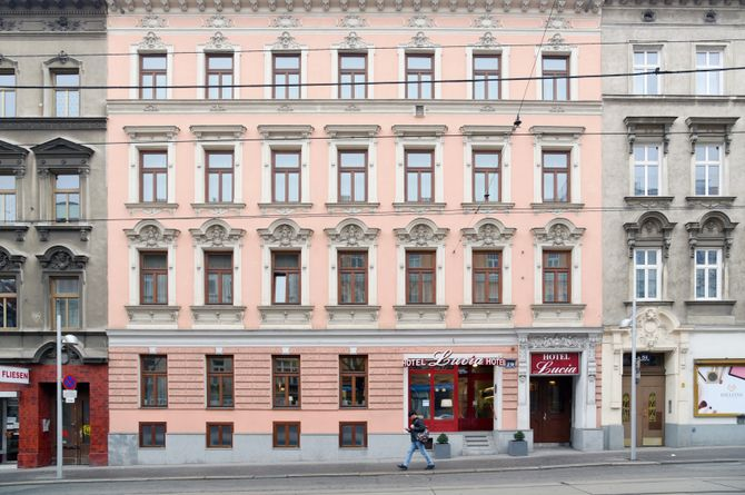 Hôtel Lucia, Vienne