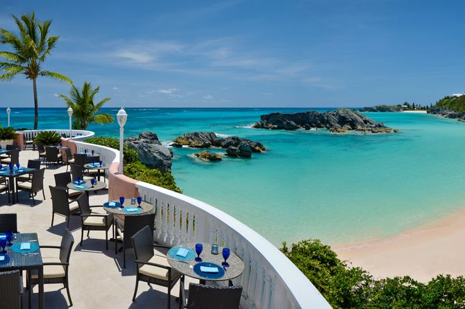 The Fairmont Southampton, Bermudes