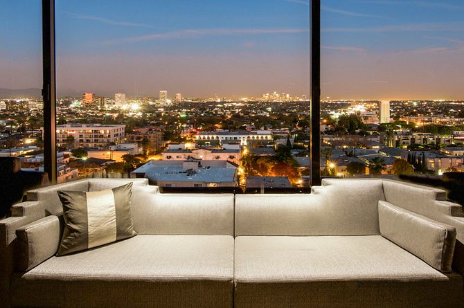 Beverly Hills Marriott, Los Angeles