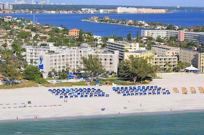 Guy Harvey Outpost, a TradeWinds Beach Resort, Saint Pete Beach/Clearwater