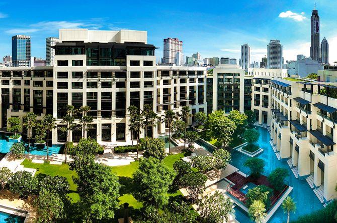 Siam Kempinski Hôtel Bangkok, Bangkok