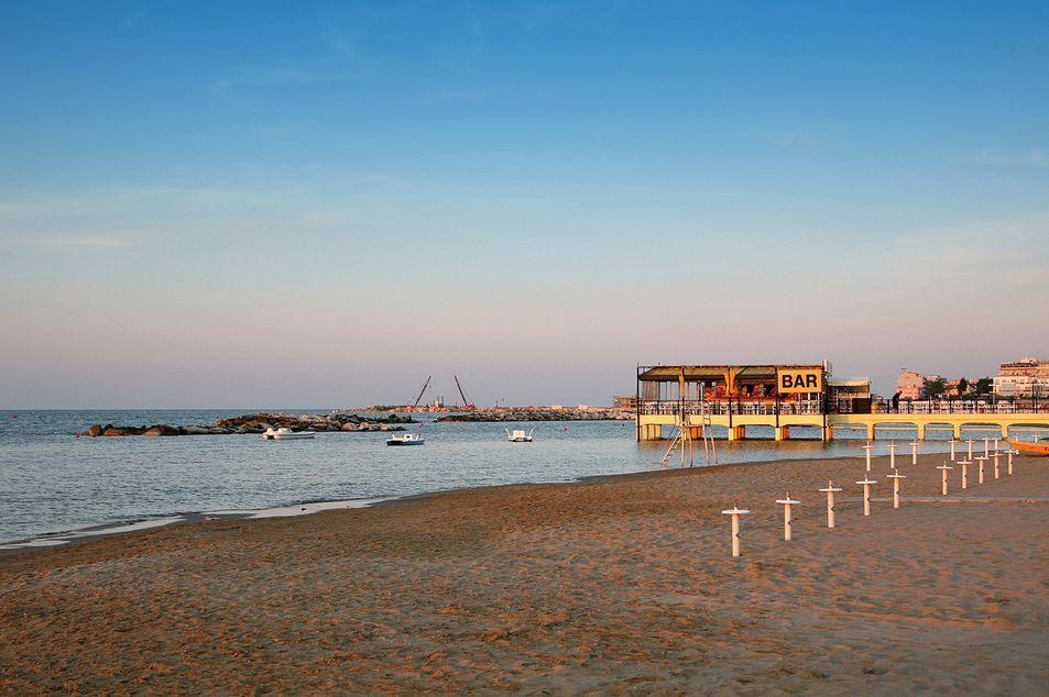 Strand von Cattolica