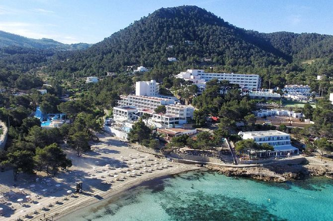 Sandos El Greco Beach Hôtel, Ibiza