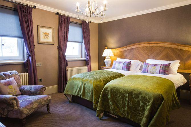 Macdonald Highlands Hotel, Inverness & Northern Highlands