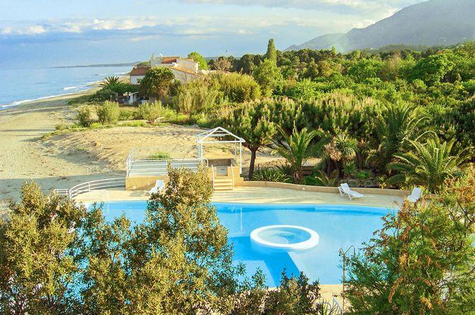 Complexe de vacances La Vallicella, Corse - côte est