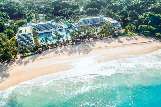 Le Méridien Phuket Beach Resort, Phuket