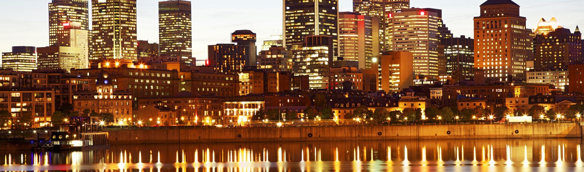 Montreal Surrounding