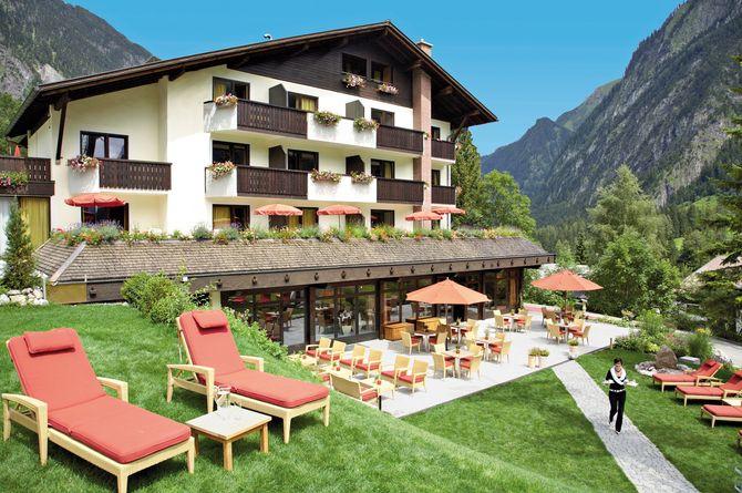 Familienhotel Lagant, Vorarlberg