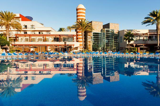 Elba Carlota Beach & Convention Resort, Fuerteventura