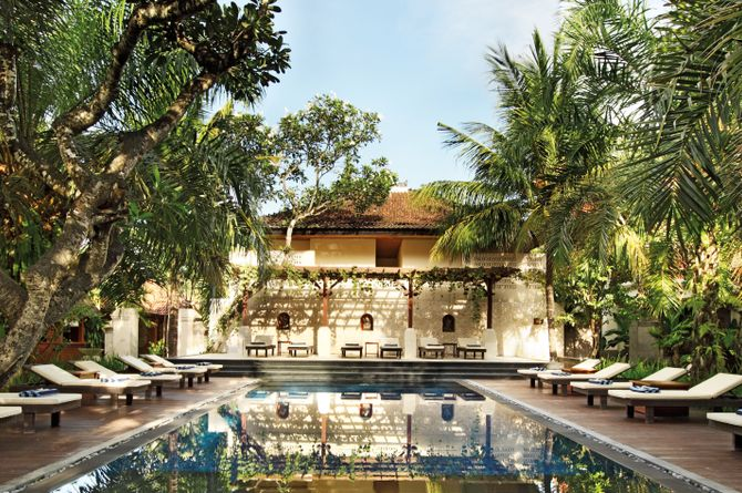 Griya Santrian, Bali