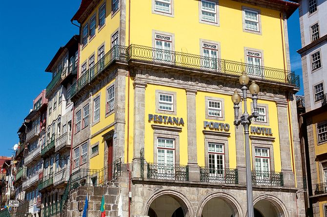 Pestana Vintage Porto, Porto