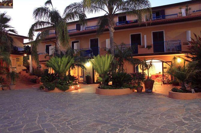 Hôtel Grotticelle, Vibo Valentia